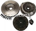 CITROEN C3 1.4HDI 1.4 HDI COMPLETE SMF FLYWHEEL & CLUTCH KIT